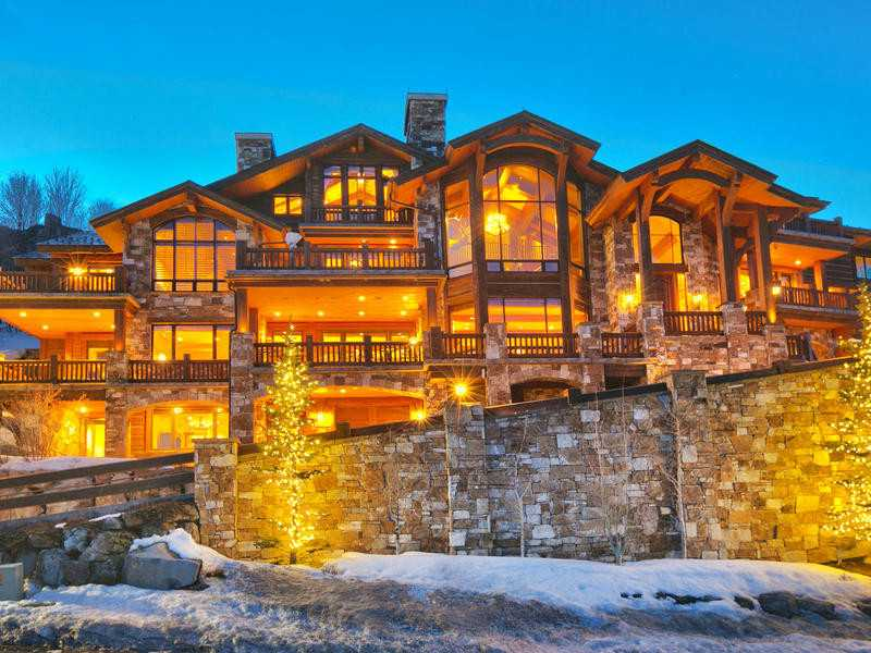 Luxury Ski Homes For Sale. View Gallery